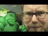 """FAIL TOY Incredible HULK Hulky Pokey """"Funny Video""""Review Mike Mozart Jeepersmedia Epic Fail"""