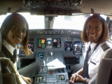 2 African American Female Pilots Leading Us In the Air
