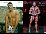 The MOST AMAZING Body Transformation- 14 Year From Skinny to World Champ- Micah LaCerte
