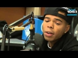 Interview With Aaron Fresh at The Breakfast Club Power 105 1