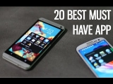 20 Best Must Have Apps for Android 2013