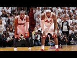 AMAZING Game 7 4th quarter highlights from Miami!