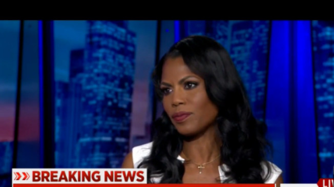 Omarosa Maginault on Trump Rallies